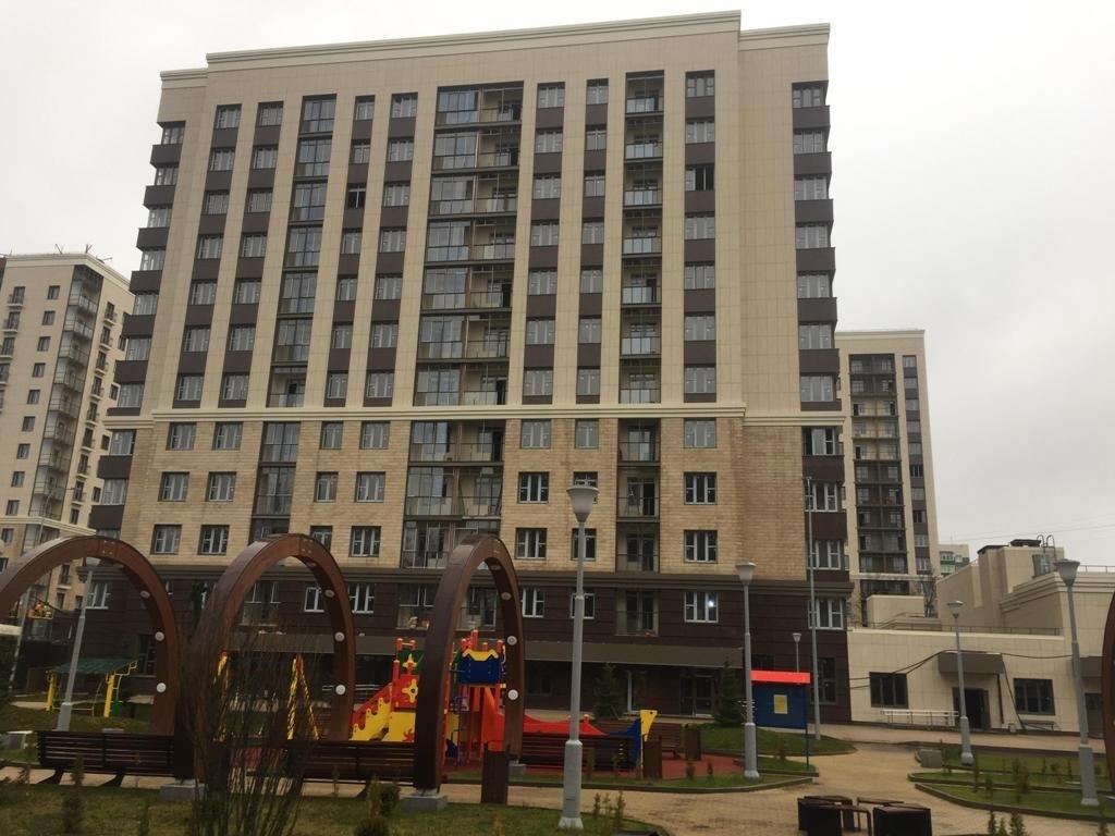 Приемка квартиры в ЖК «Зеленоград сити»