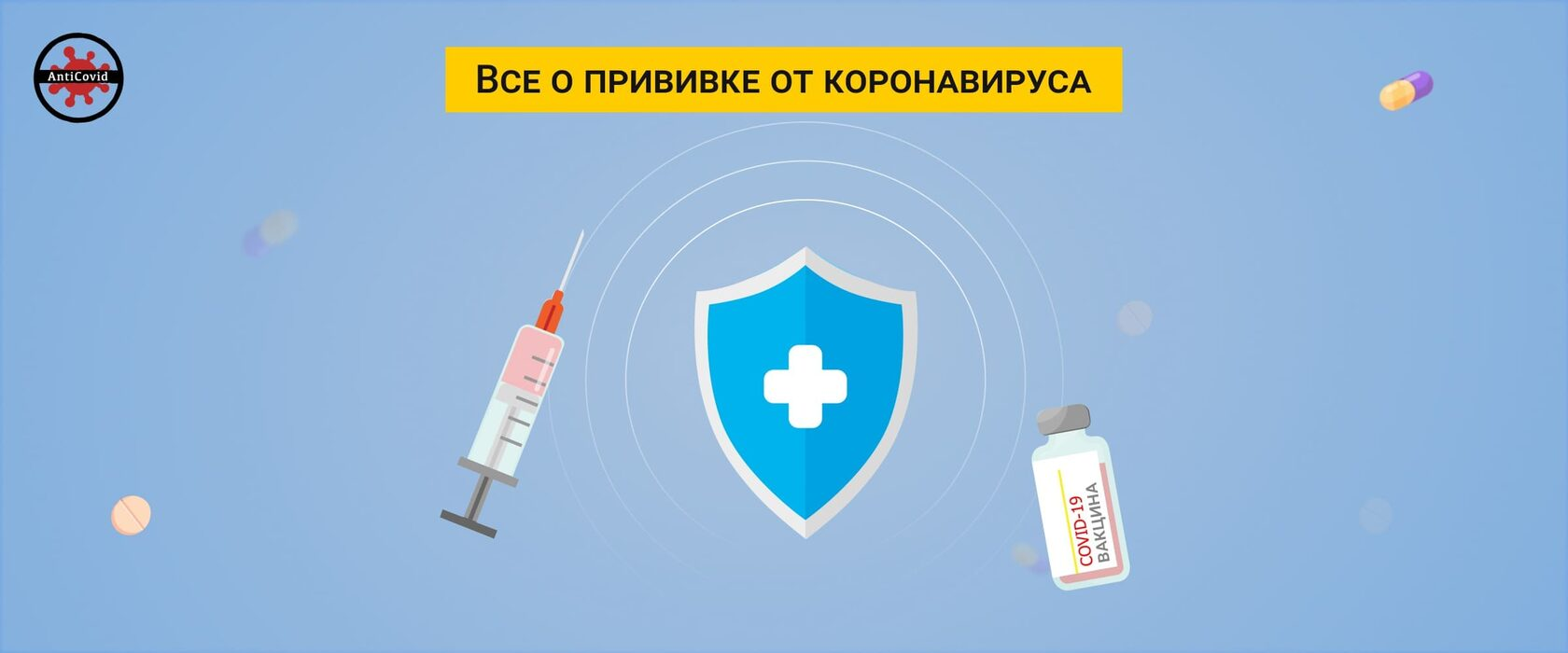 Все о прививке от коронавируса