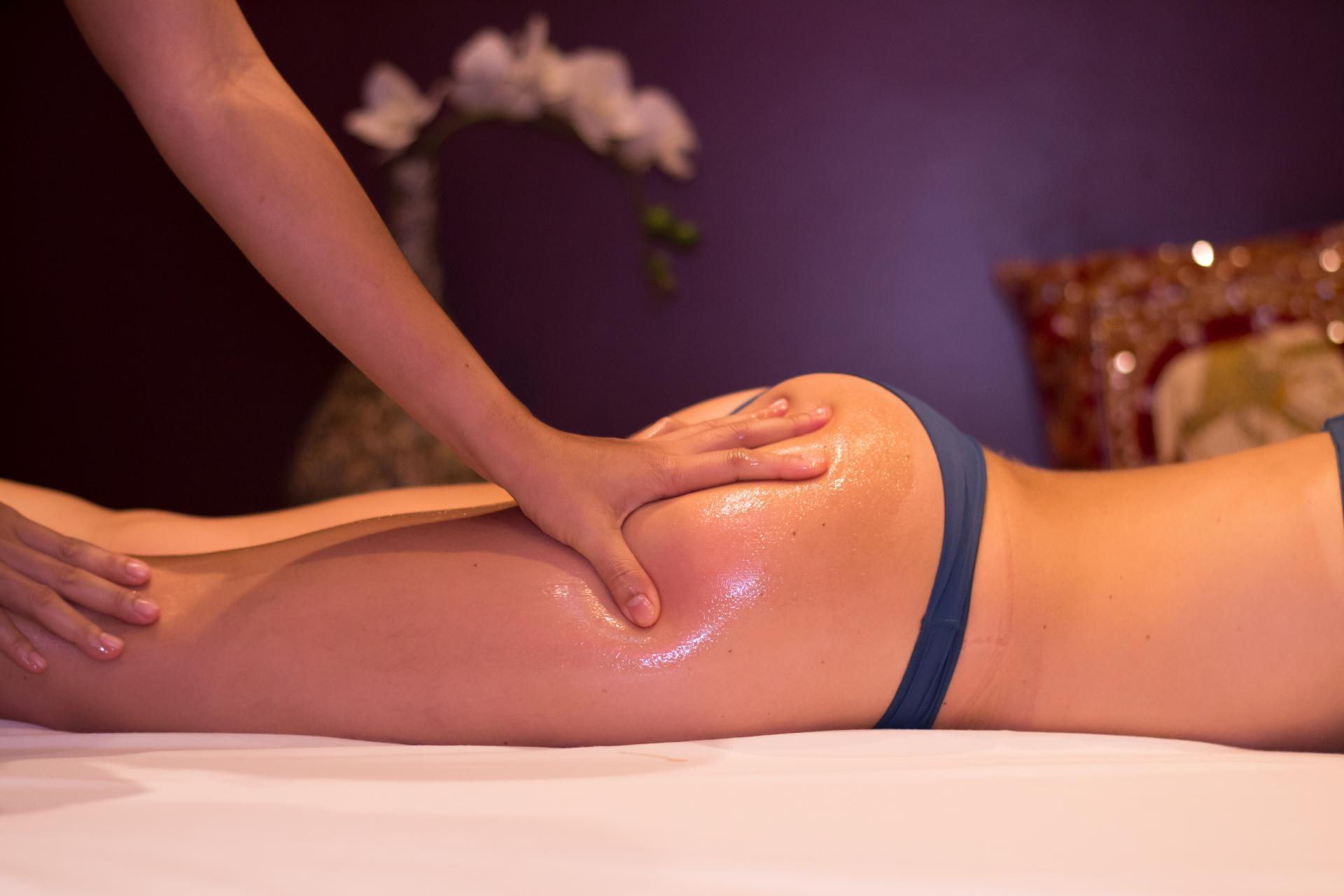 Правильный массаж фото