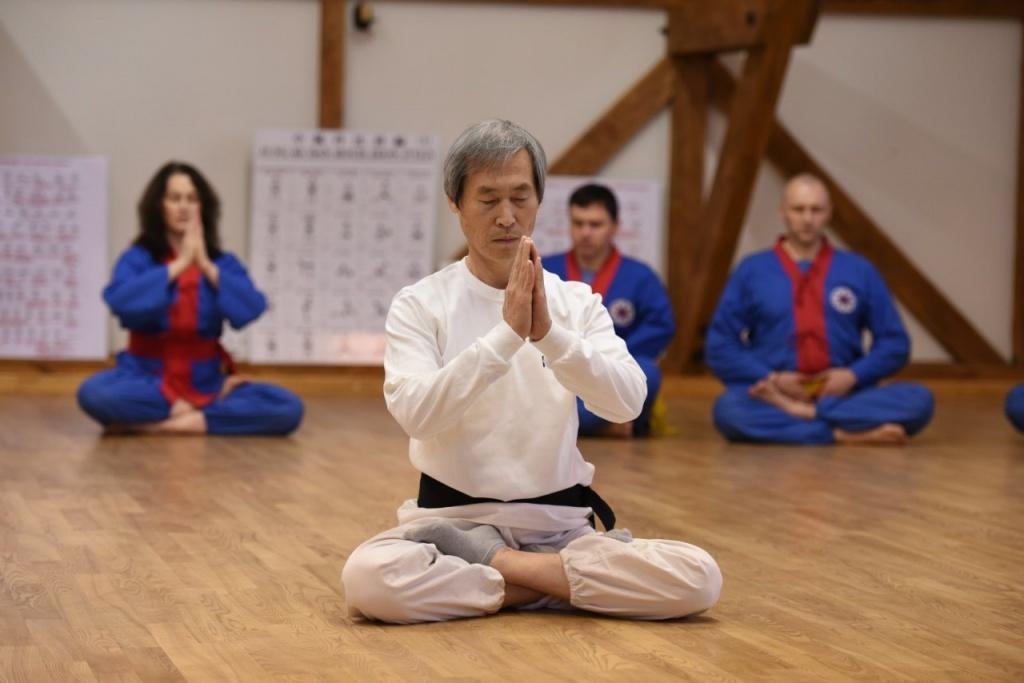 Корейская йога Киев
