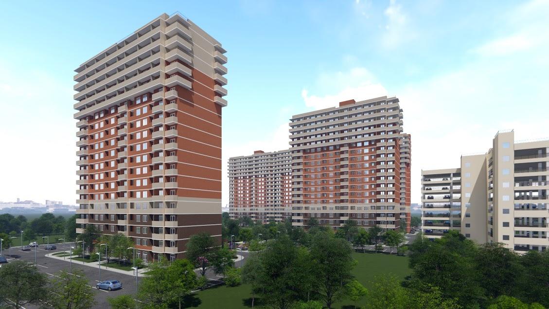 ЖК Акварели 2 купить квартиру в Краснодаре от надежного застройщика