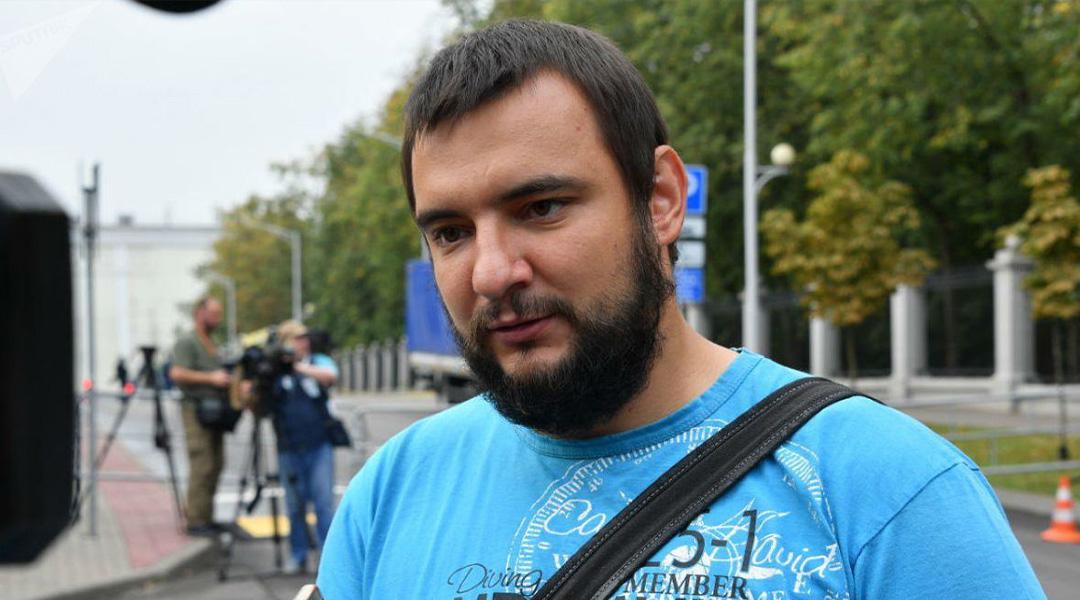 Сяргей Дылеўскі, член Прэзідыума КР, лідар страйкавага руху