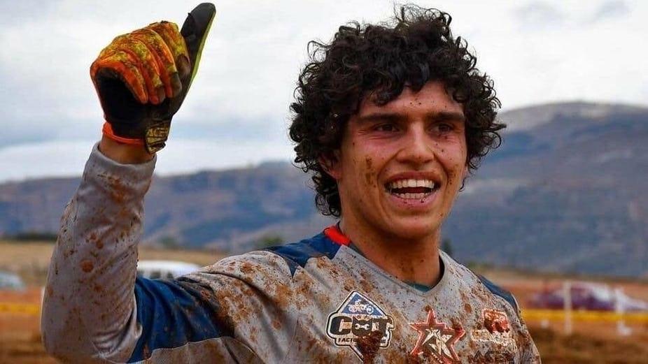 Трагически погиб аргентинец Джеронимо «Эль Вей» Бакур (1997-2021)