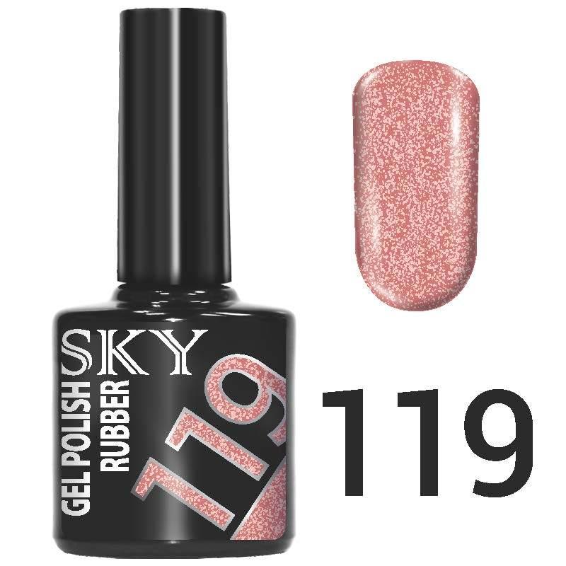 Sky gel №119