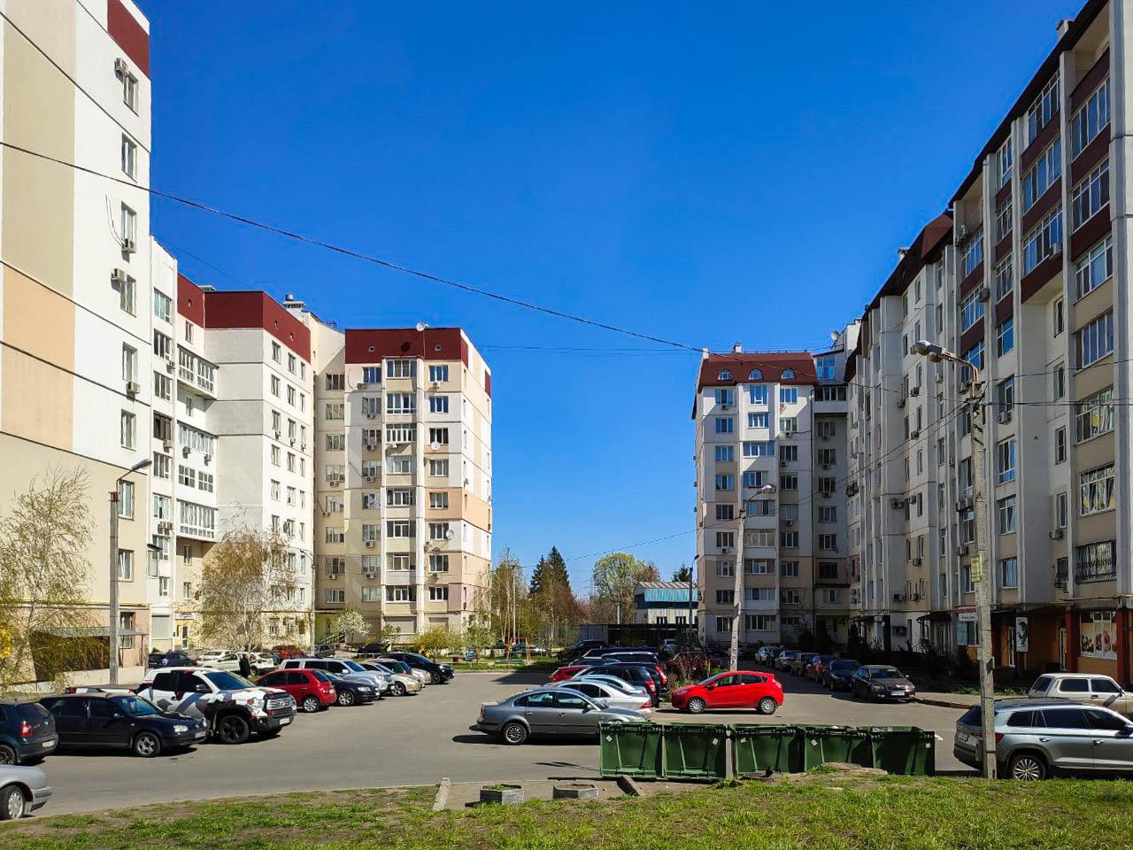 Территория ЖК Московский