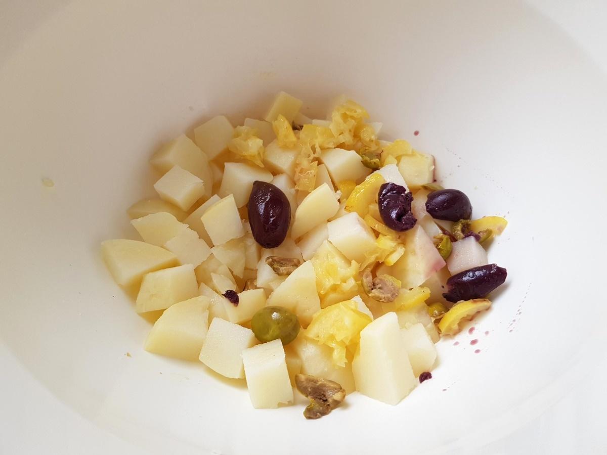 Оригинальный картофельный рецепт. Вкусный Израиль.