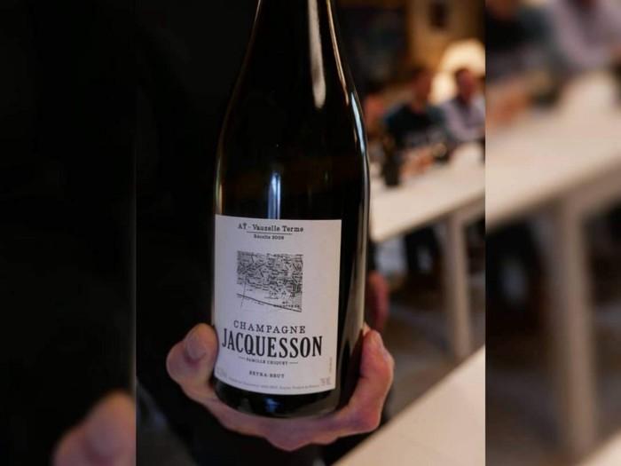 Jacquesson Vauzelle Terme in Aÿ single vineyard