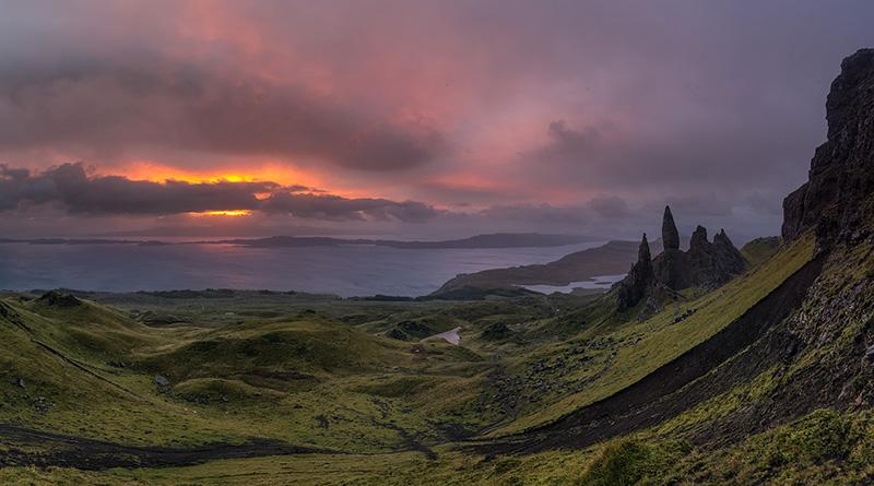 Фототур в Шотландию. Осенние краски Шотландии