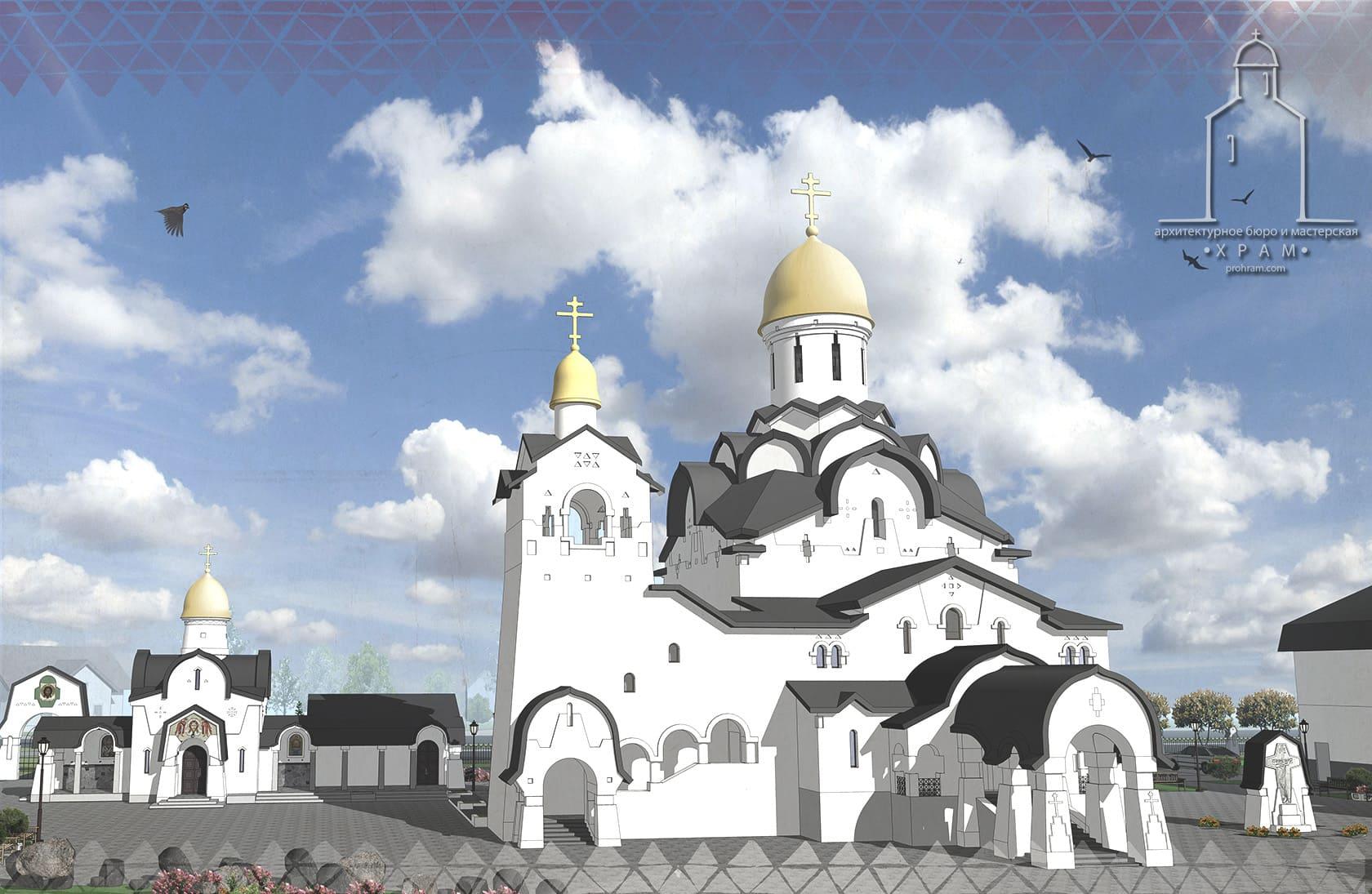 проект храма, христианский храм проект, церковь проект