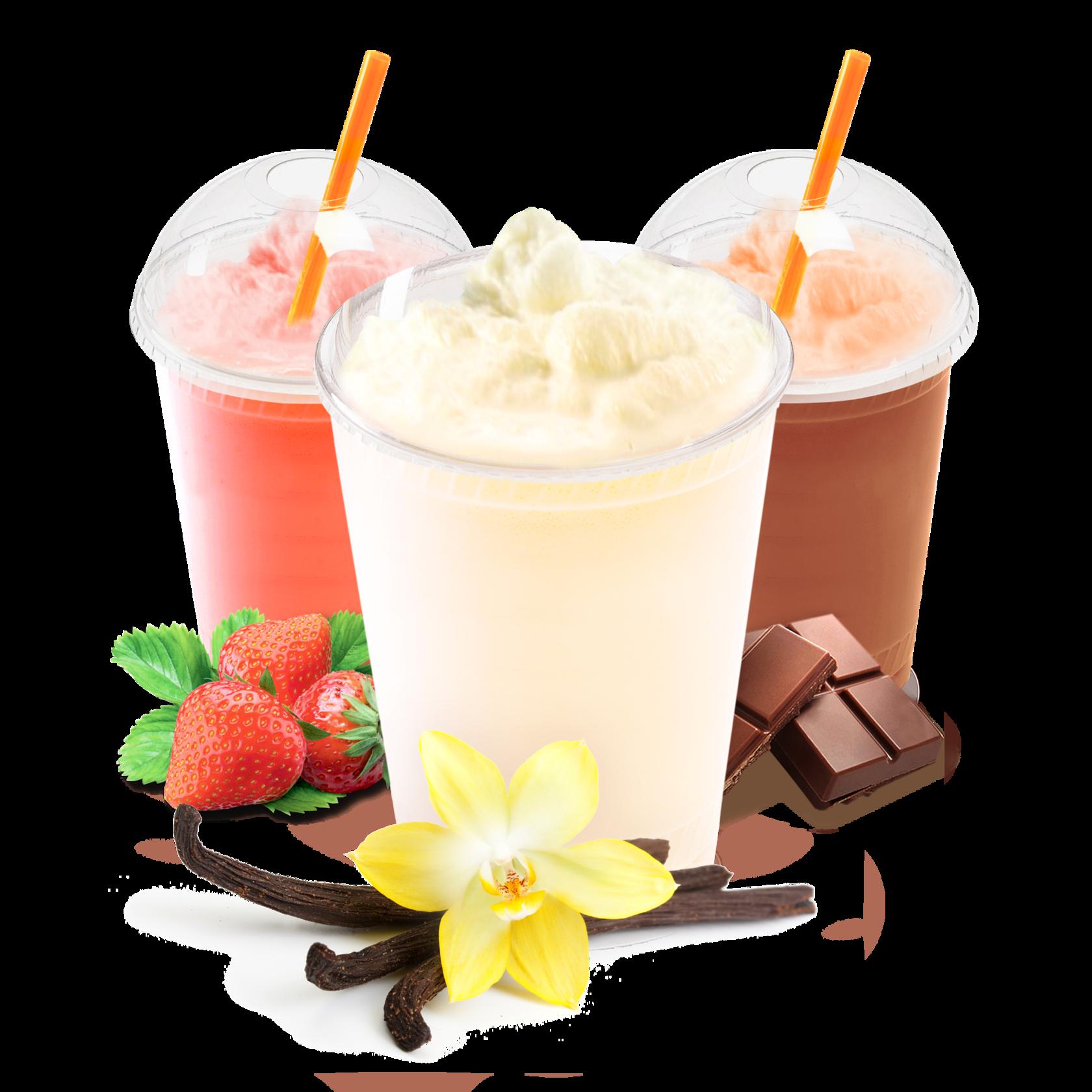 Картинки молочных коктейлей в качестве