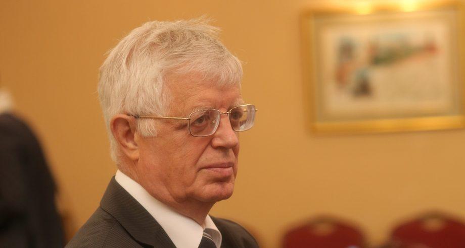 Петр Федорович Павлюк по праву считается одним из наиболее авторитетных отечественных специалистов в области грузовых автоперевозок (фото: ATO Events)