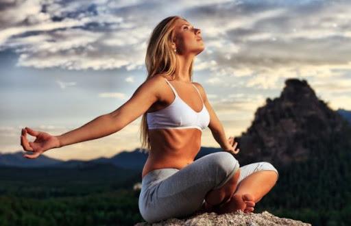 Йога уроки Киев