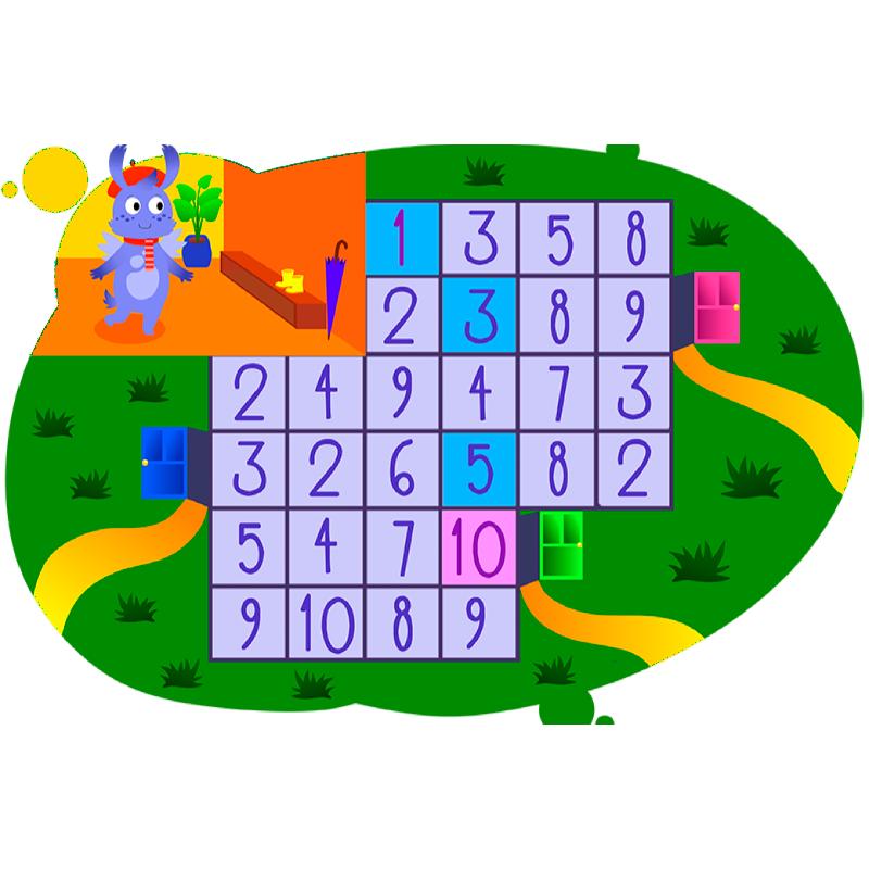 Головоломка на тему простых и составных чисел