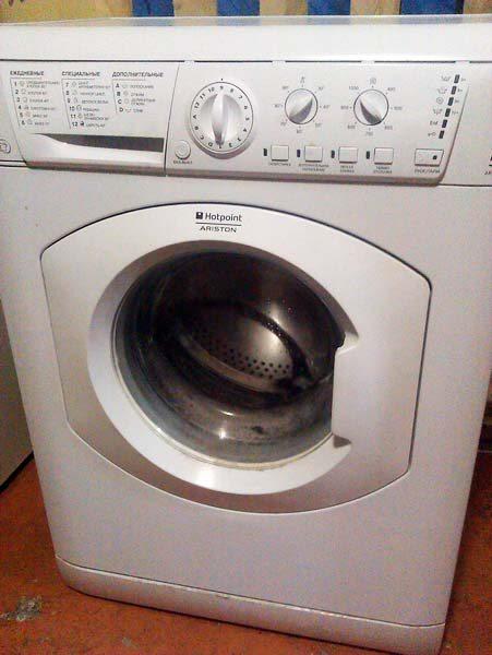 Ремонт стиральных машин Hotpoint Ariston (Хотпоинт Аристон) в Ростове