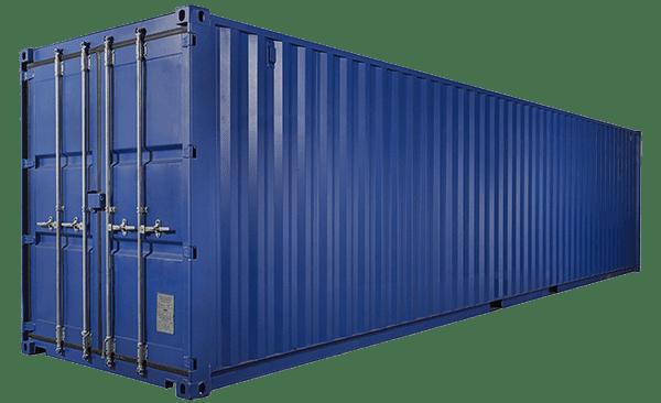 контейнер 40 футов высокий