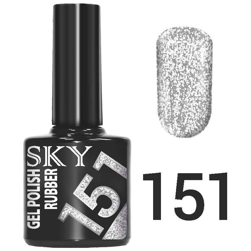 Sky gel №151