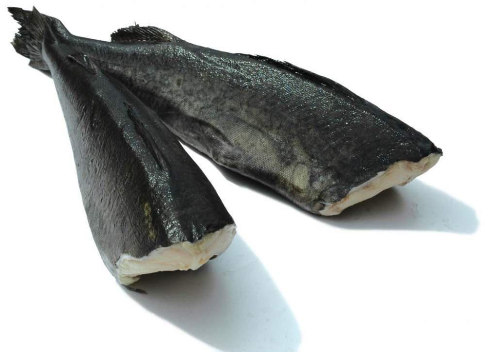 Угольная рыба , от 1 до 3 кг