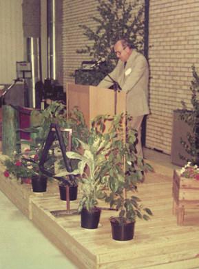 Відкриття заводу ELPRESS у 1975 році