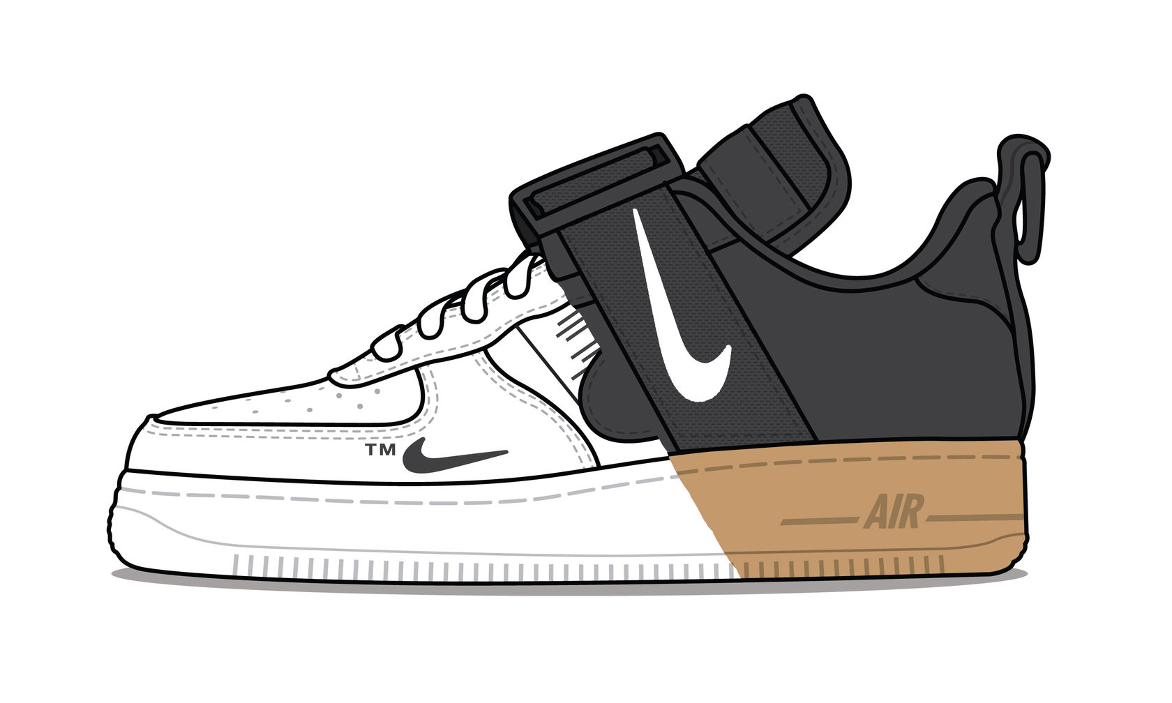 air force 1 tm