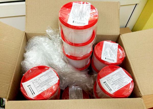 10 кг жидкого силикона для изготовлени форм