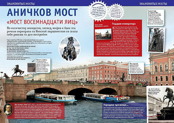 Аничков мост. История