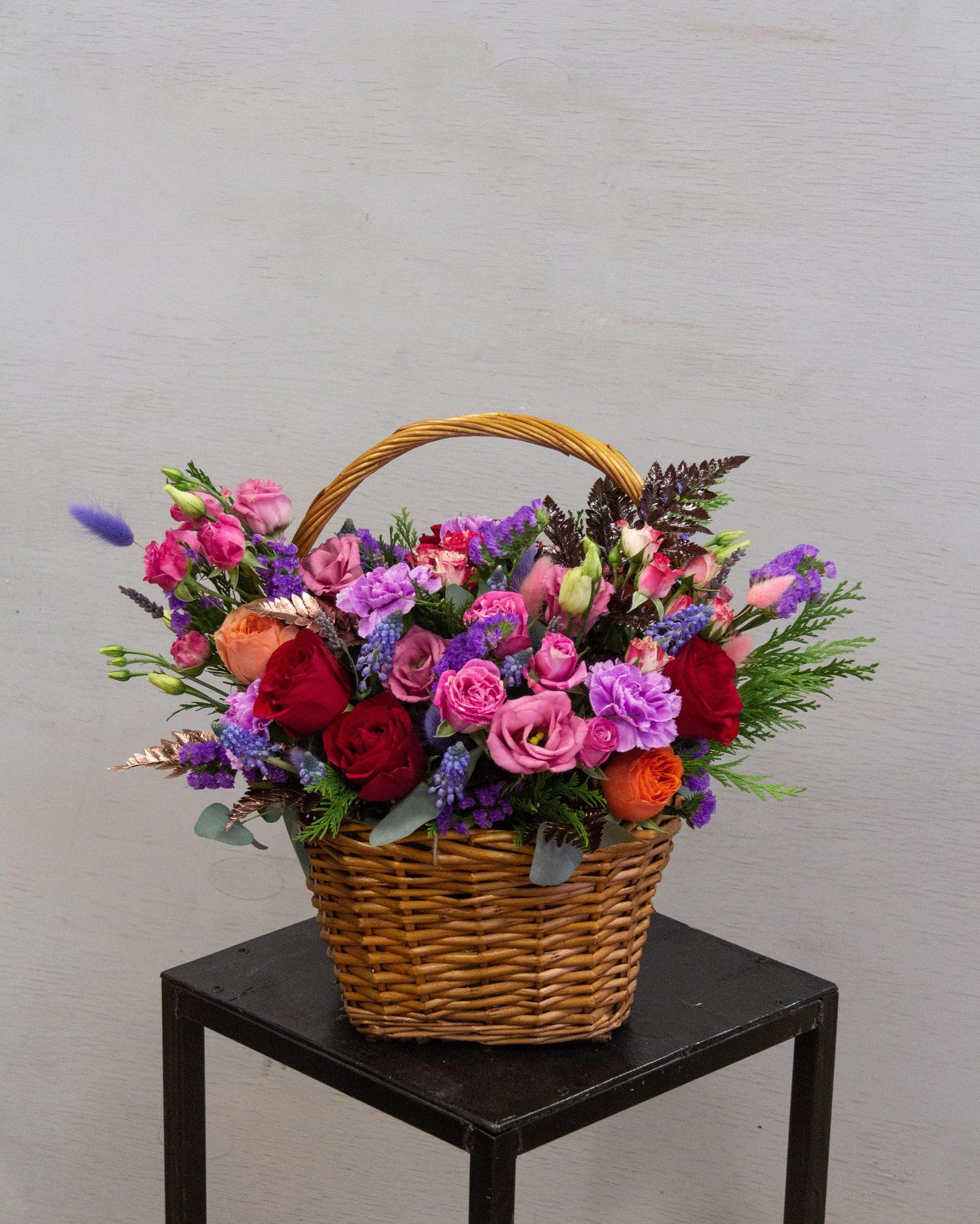 Цветы с доставкой в новосибирске дешево левый берег, руку подружкам