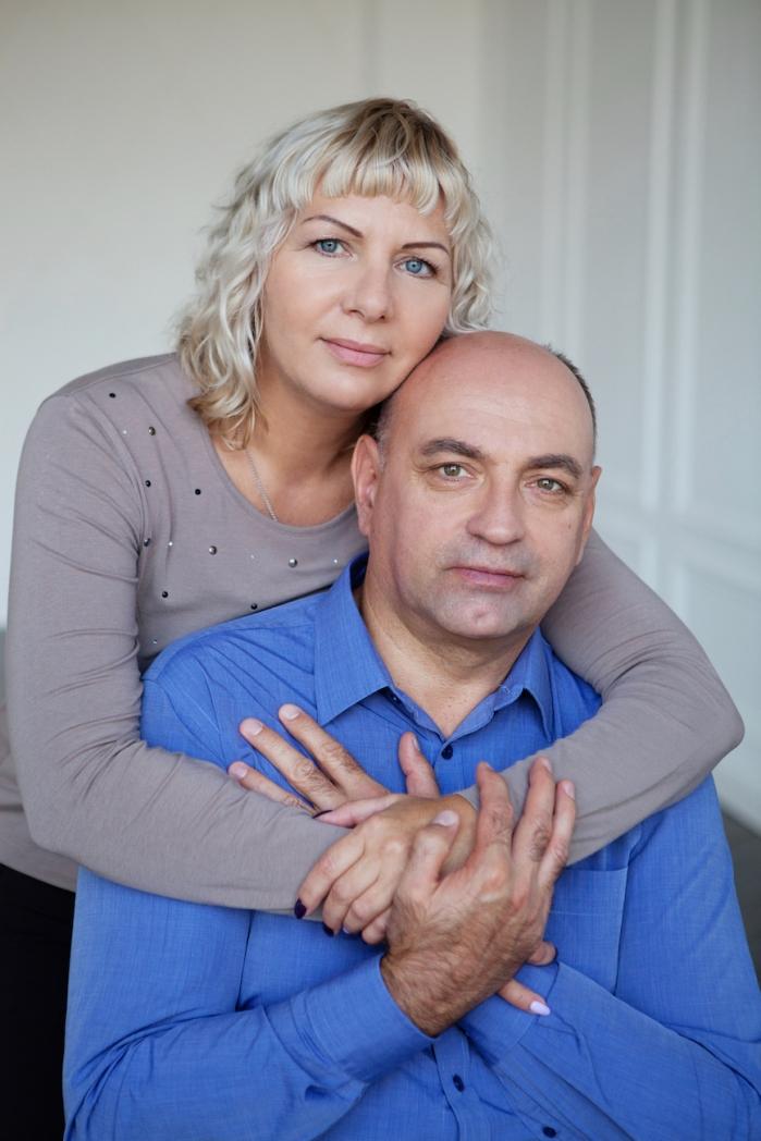 Вера и Сергей