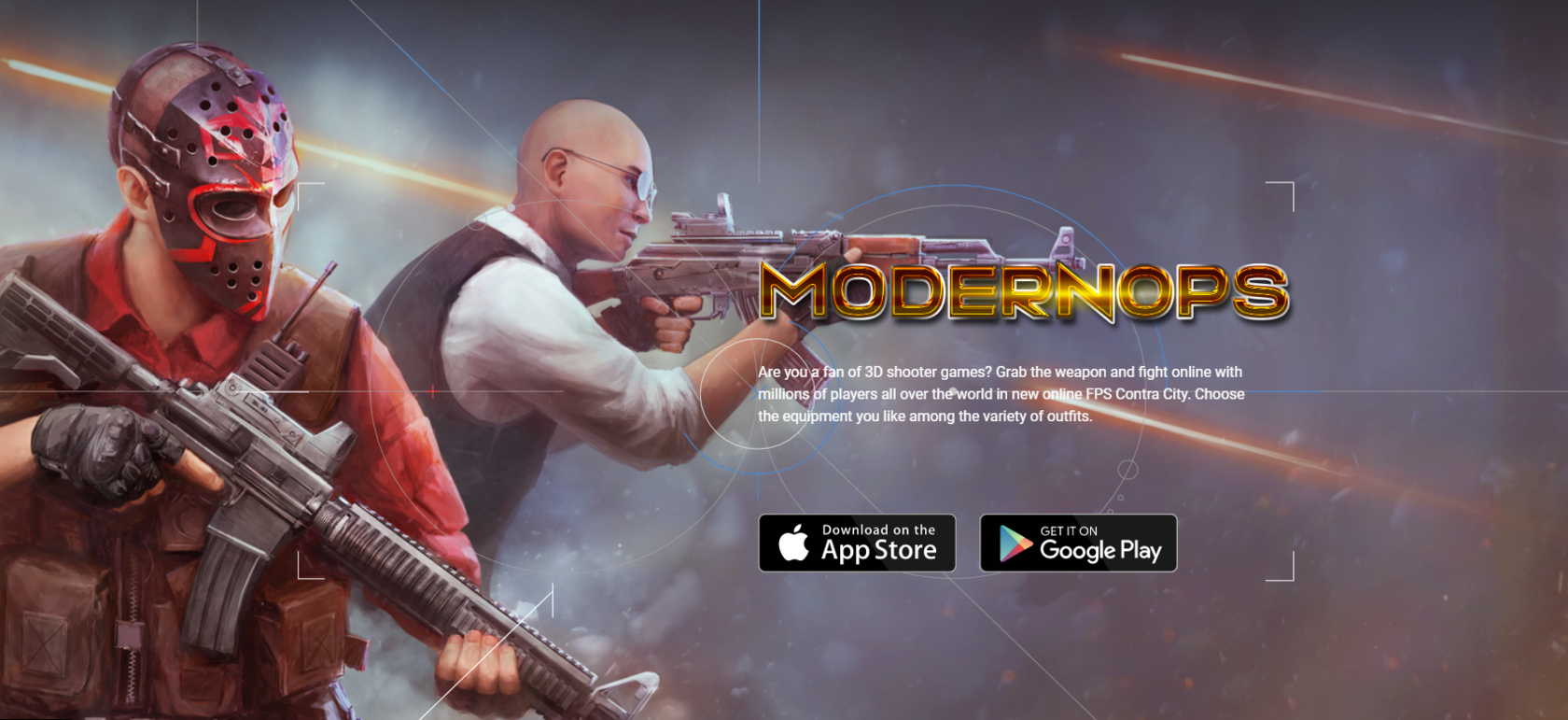 3D Gun Games No Download edkon games: modern ops, contra city, crime revolt