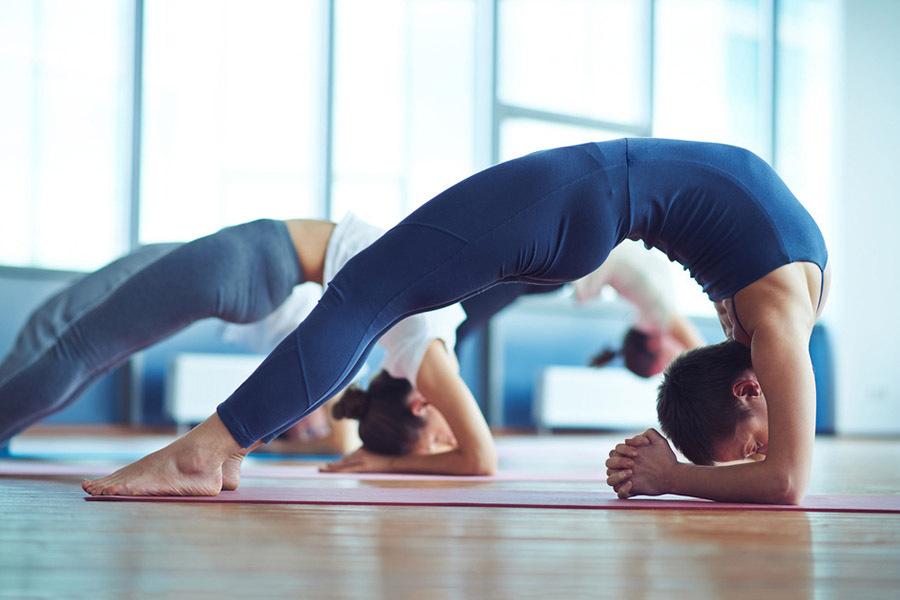 Йога для суставов Киев