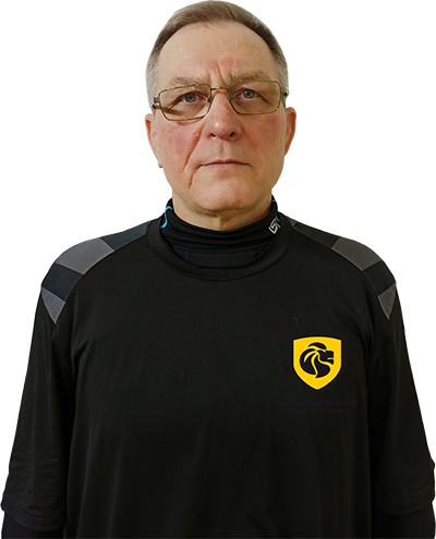 Юрий Рогов - тренер по спортивной борьбе, вольной борьбе