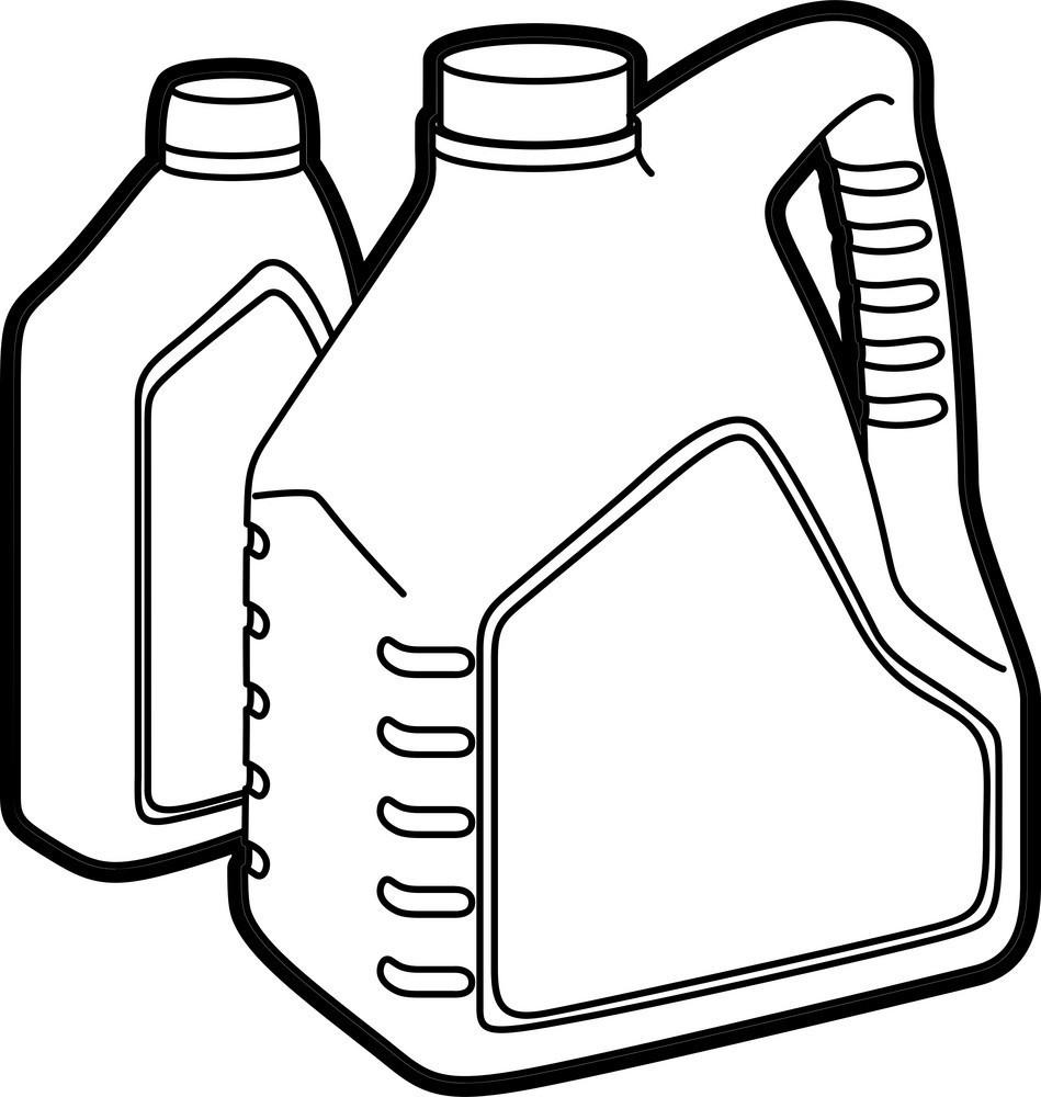 картинка канистры масла