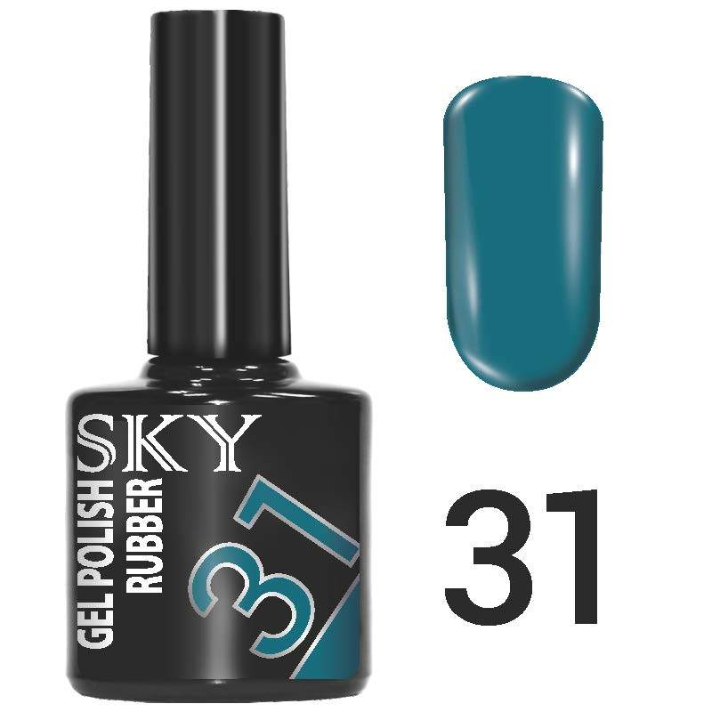 Sky gel №31