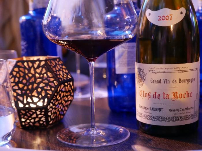 2007 Dominique Laurent Clos de la Roche Vieilles Vignes