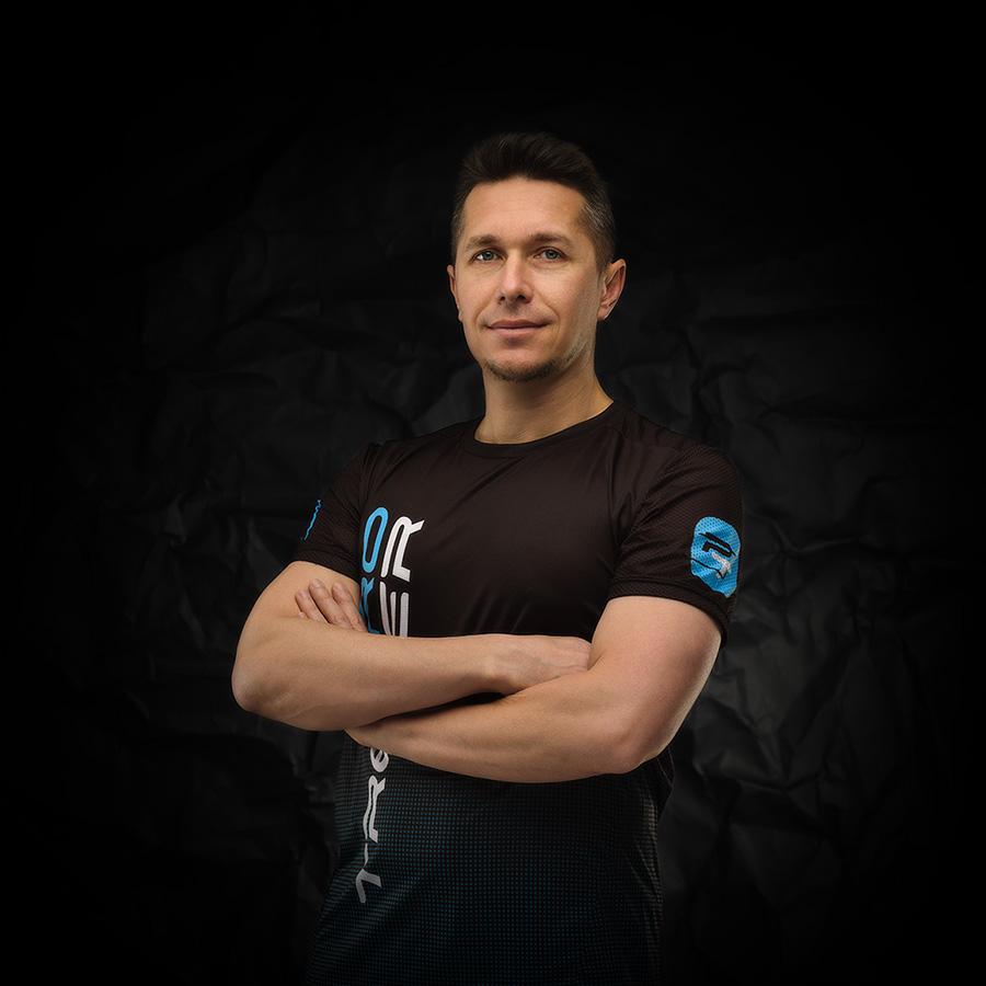 Палий Андрей - тренер в компании PRO TRENER