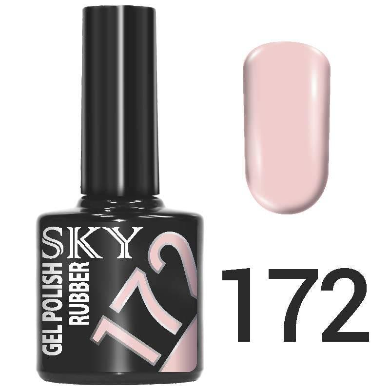 Sky gel №172