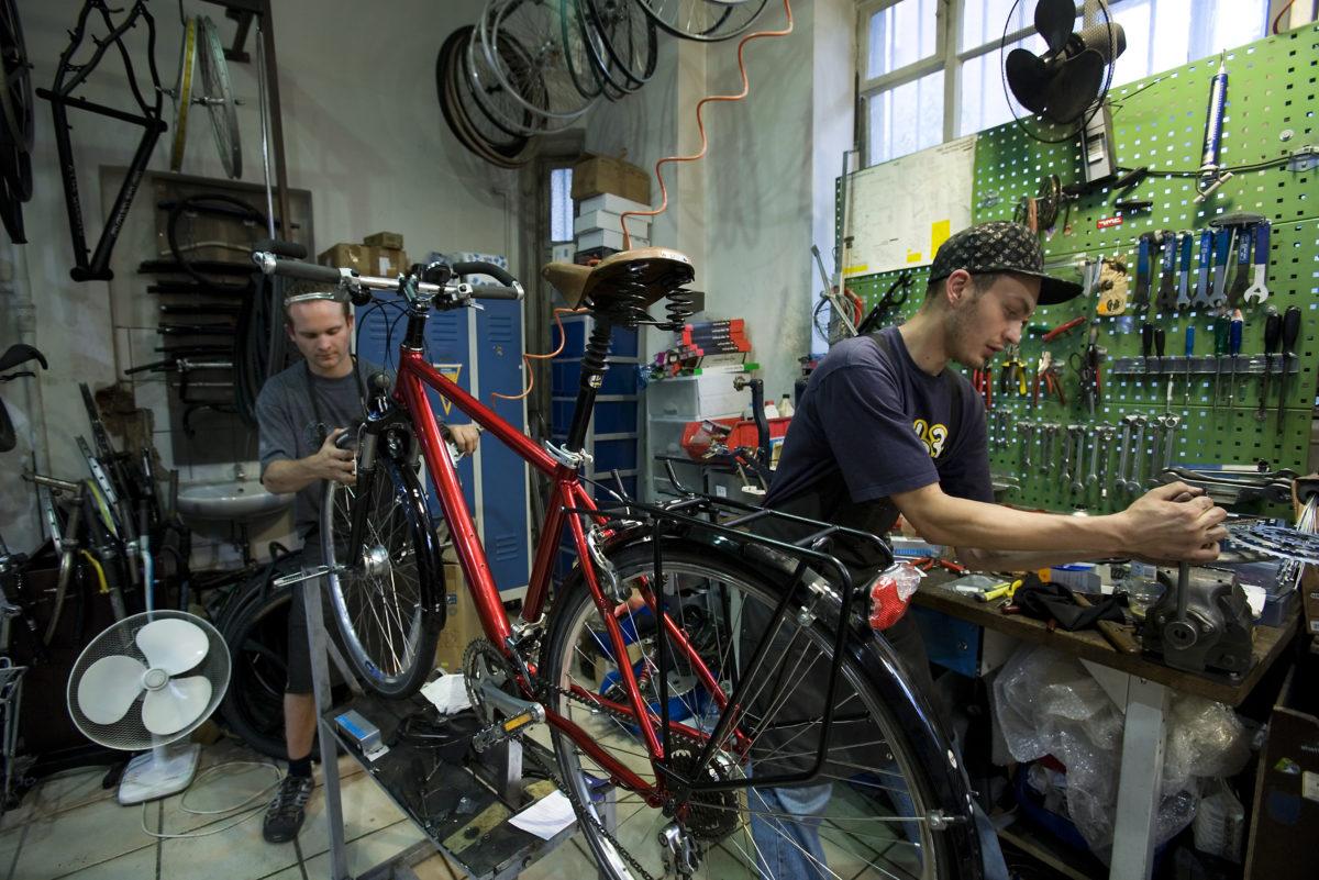 Все о ремонте велосипедов в картинка