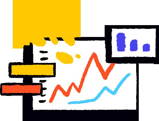 иллюстрация Аналитика диалогов