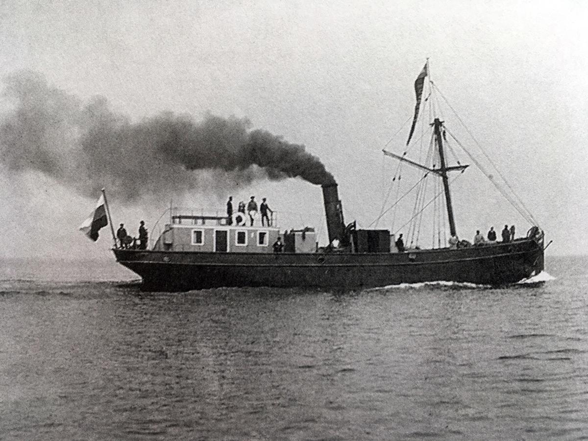 Экспедиция Дриженко