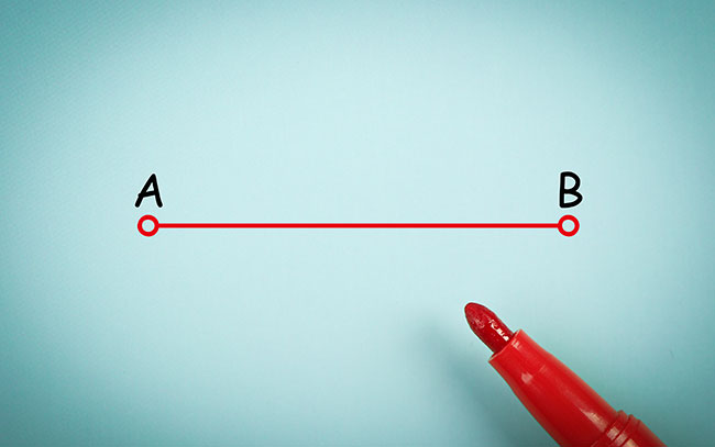 Точка «Б» и «С»