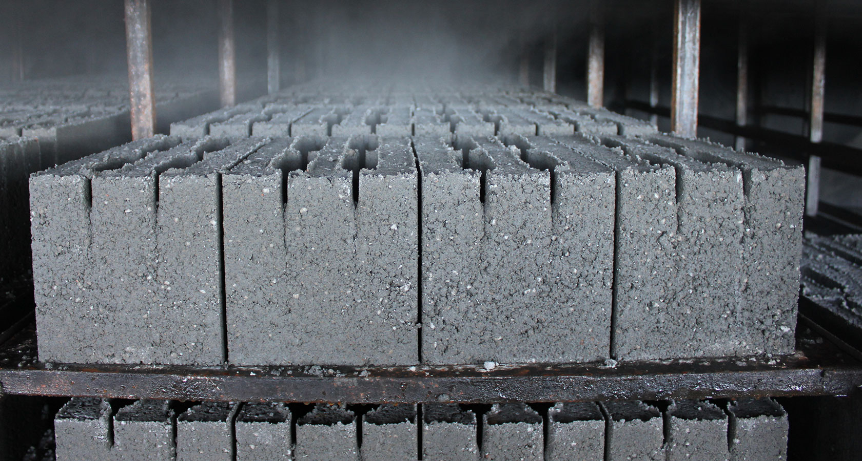 Утолщенные блоки на лотках