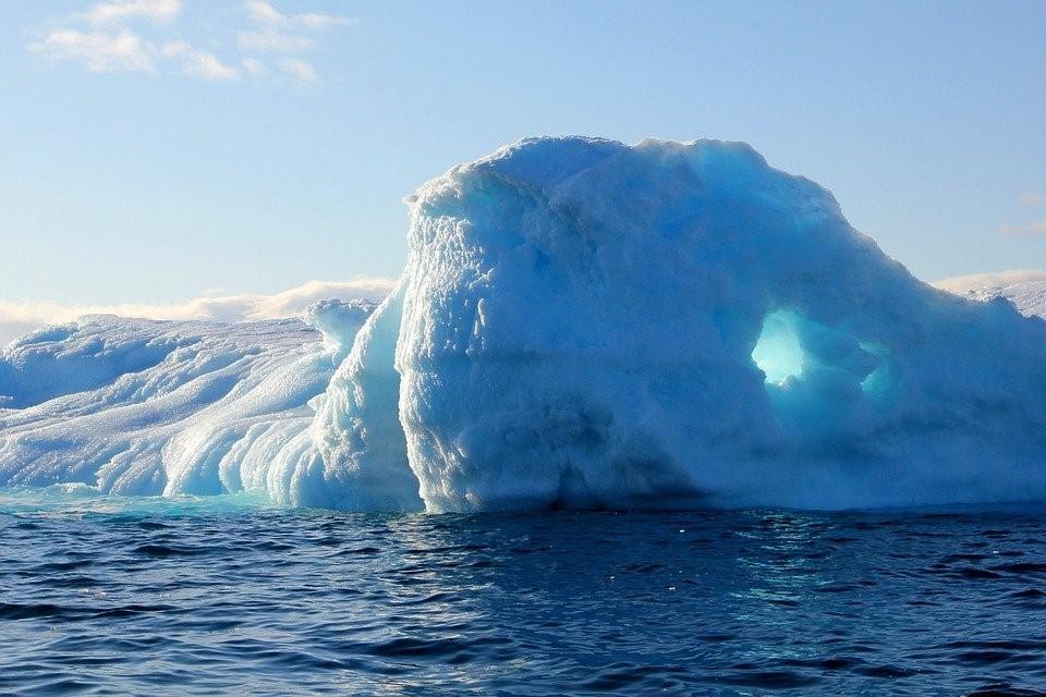 Каньон в Гренландии