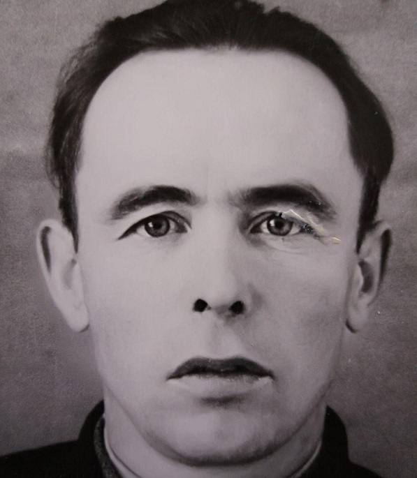 Петр Лаврентьевич Луданов (1918 г.р)