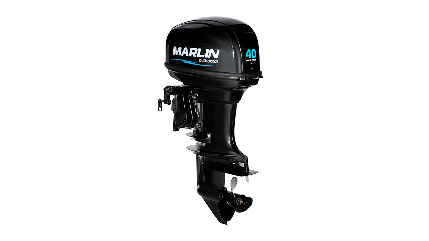 Marlin MP 40 AWRS 40 л.с.