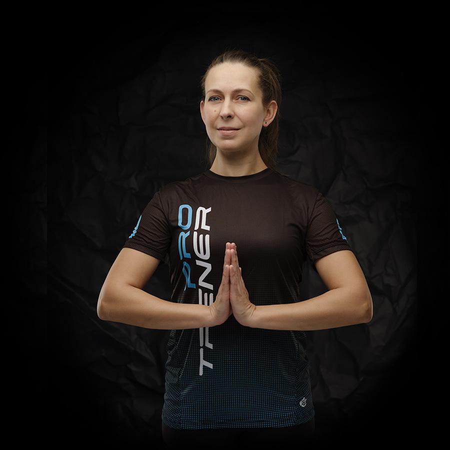 Андреева Светлана - тренер в компании PRO TRENER