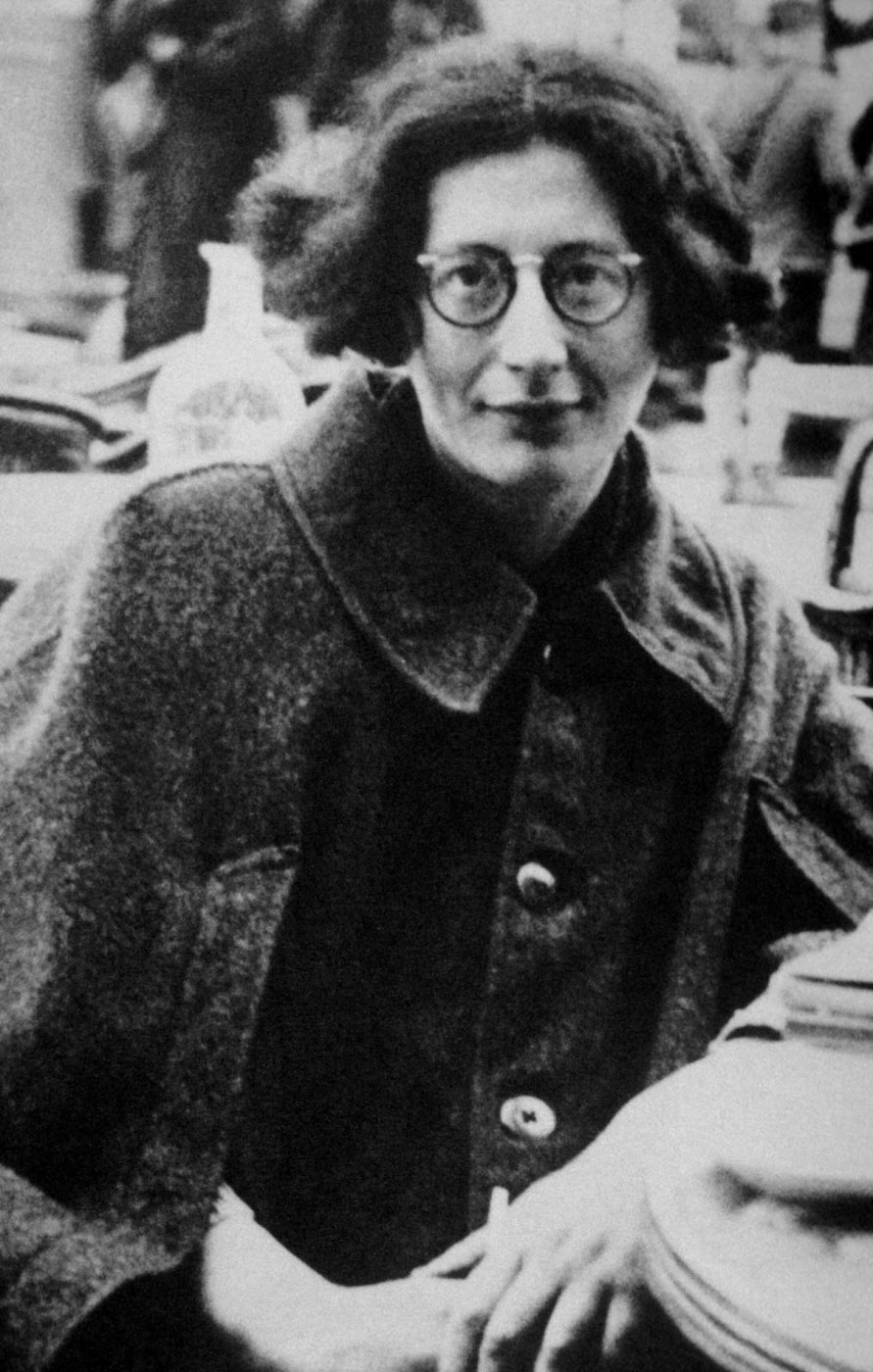 the philosophy of simone weil essay