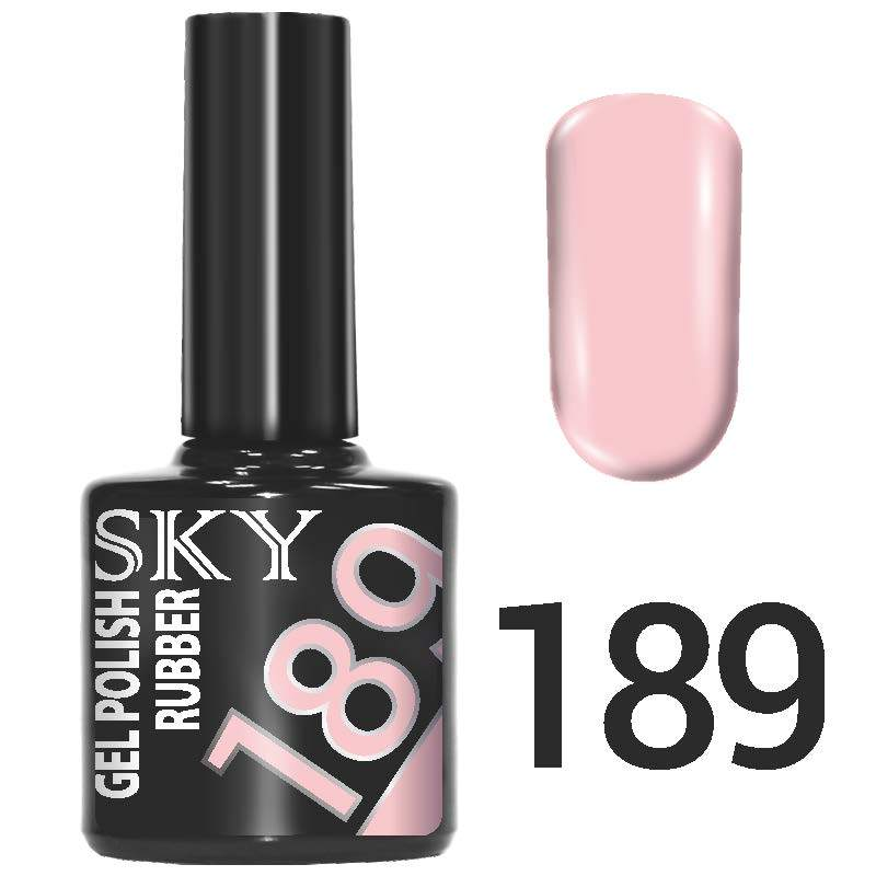 Sky gel №189