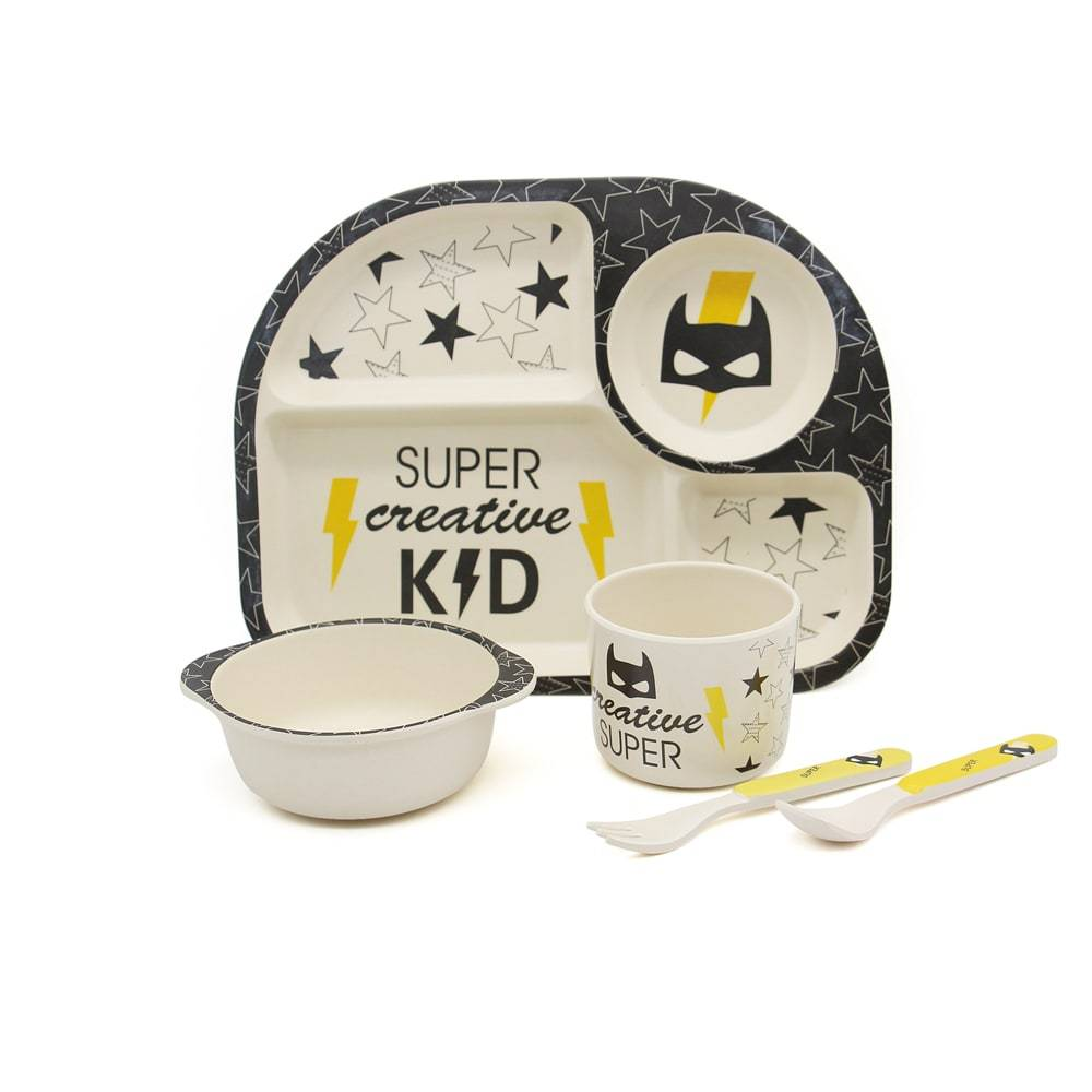Набор посуды Бетмен