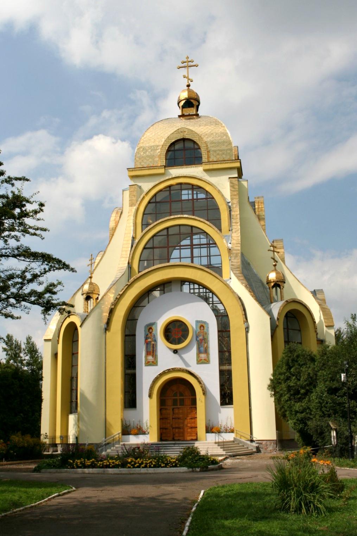 Церква Святих Бориса і Гліба