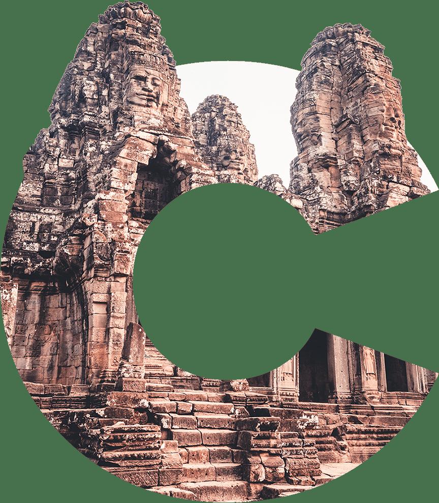 Afbeelding voor Cambodja cinematic travel video