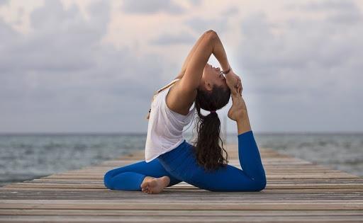 Школа занятий йоги